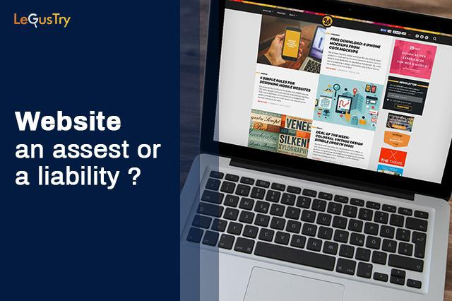 Website: An asset or liability? | LeGusTry