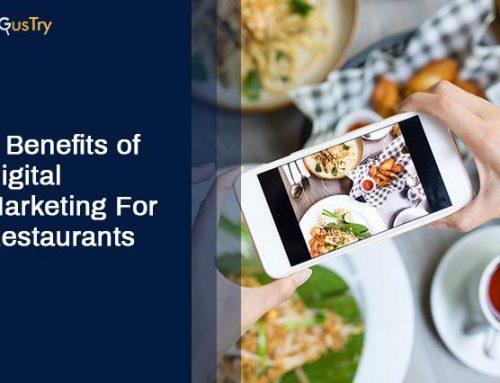 3 Benefits of Digital Marketing For Restaurantsin 2020