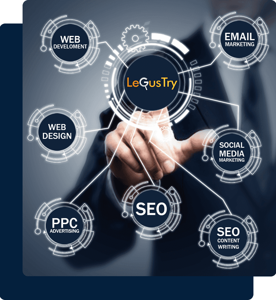 LeGusTry's Digital Marketing Services | Pune | India | Sweden | USA | Canada