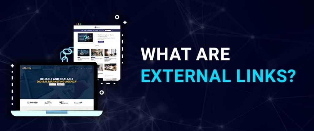 What are External Links?